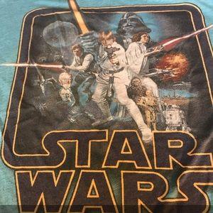 Tops - Vintage Star Wars Tee